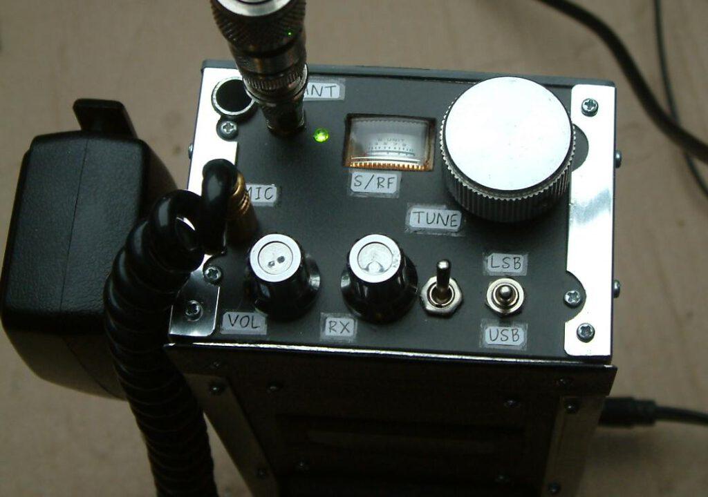 Mid-power SSB transceiver for 14MHz - DK7IH 2021